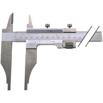 Werkstattmessschieber 300 mm mit Feineinstellung
