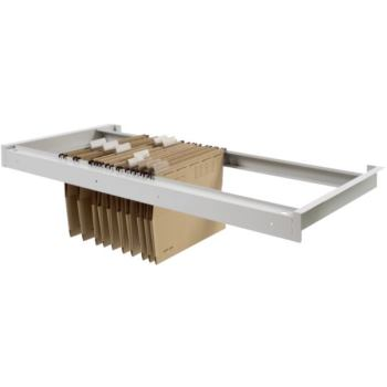 Schublade mit Rahmen DIN A4 o.Frontpl.330 mm