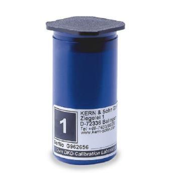 Kunststoff-Etui / für E2 Einzelgewicht 1-2g 317-02