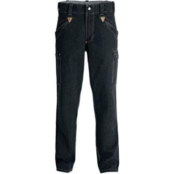KRÄHE Company Worker-Jeans schwarz | 98