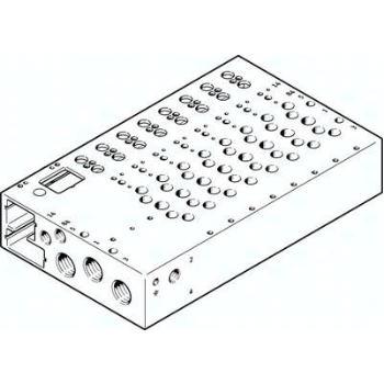 VABM-L1-18G-G38-7-GR 8004902 ANSCHLUSSLEISTE