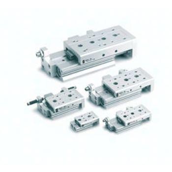 MXS12-75A-X11 SMC Pneumatischer Kompaktschli