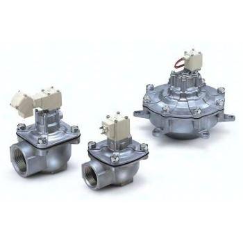 VXF21ABZ2AA SMC 2/2-Wege-Elektromagnetvent