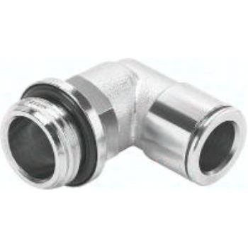 NPQM-L-G14-Q6-P10 558711 L-Steckverschraubung