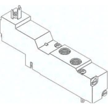 MEBH-5/2-1/8-P-L-B-230AC 173100 Magnetventil