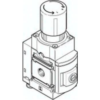 MS6-LRPB-1/2-D5-A8 534917 Präzisions-Druckregelve