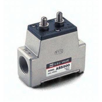 ASS600-06 SMC Soft-Start-Ventil