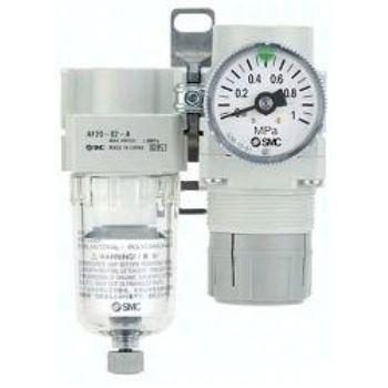 AC20B-F02CG-V1-A SMC Modulare Wartungseinheit