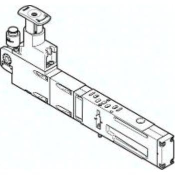 VABF-S4-2-R6C2-C-10E 560775 Reglerplatte