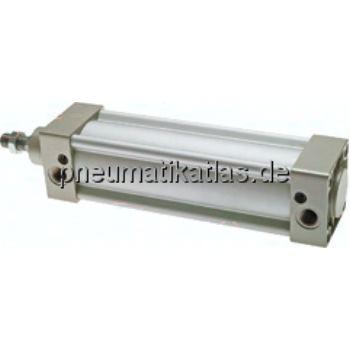 ISO 15552-Zylinder, Kolben Ø 160 mm, Hub 125 mm, ECO