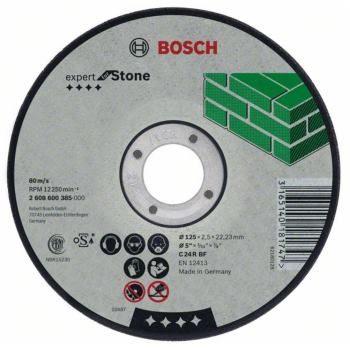 Trennscheibe gerade Expert for Stone C 24 R BF, 15