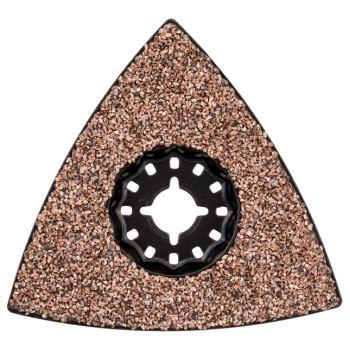 Schleifplatte AVZ 78 RT, HM-Riff, 78 mm