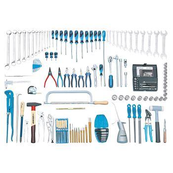 Werkzeugsortiment Mechaniker 138-tlg
