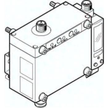 SOPA-CM1H-R1-WQ6-2P-M12 552138 Luftspaltsensor