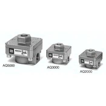 AQ3000-03 SMC Schnellentlüftungsventil