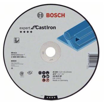 Trennscheibe gerade Expert for Cast Iron AS 24 R,
