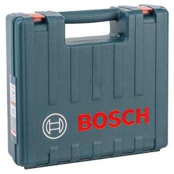 Kunststoffkoffer für Akkugeräte, blau, 114 x 388 x