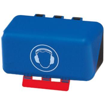 Sicherheits-Box für Gehörschutz 236x120x120 mm bla