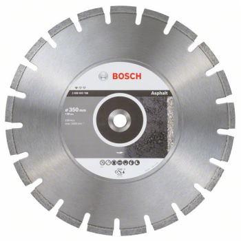 Diamanttrennscheibe Standard for Asphalt, 350 x 20,00 x 3,2 x 10 mm