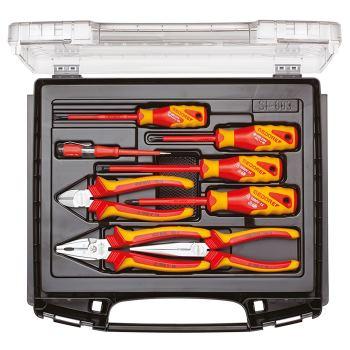 VDE-Werkzeugsatz 8-tlg