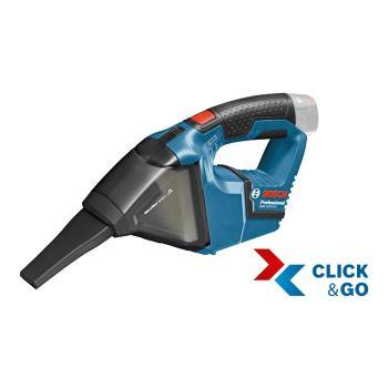 Akku-Staubsauger GAS 10,8 V-LI / GAS 12V, (ohne Akku/ohne Ladegerät), L-BOXX