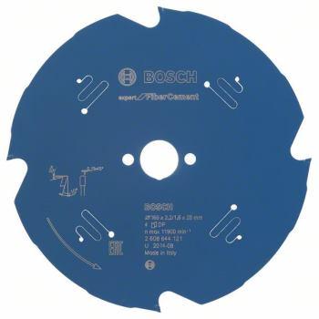 Kreissägeblatt Expert for Fiber Cement, 160 x 20 x2,2 mm, 4