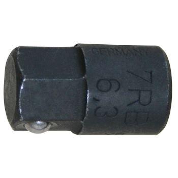 """Bit-Adapter 1/4"""" 6kt, 10 mm für 7 R / 7 UR"""