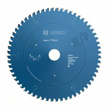 Kreissägeblatt Expert for Wood, 216 x 30 x 2,4 mm,