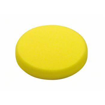 Schaumstoffscheibe hart (gelb), Durchmesser 170 mm