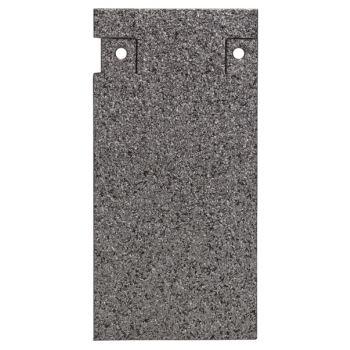 Feinschleifplatte für Bandschleifer, für GBS 75 AE