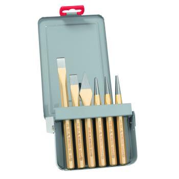 Werkzeugsatz in Metall-Kassette