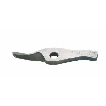 Messer Kurve, für Bosch-Schlitzschere GSZ 160 Prof