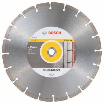 Diamanttrennscheibe Standard for Universal, 350 x20,00 x 3,1 x 10 mm