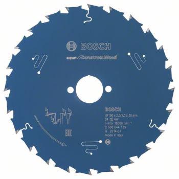 Kreissägeblatt Expert for Construct Wood, 190 x 30x 2,0 mm, 24