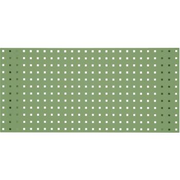 Lochplatte-resedagrün, 500x450mm