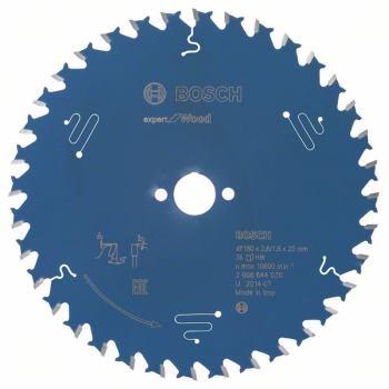 Kreissägeblatt Expert for Wood, 190 x 30 x 2,6 mm,56