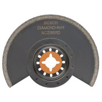 85 mm Segmentsägeblatt ACZ 85 RD Diamant-RIFF PMF & GOP Sägeblatt