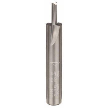 Nutfräser, Vollhartmetall, 8 mm, D1 3 mm, L 9,5 mm, G 50,7 mm