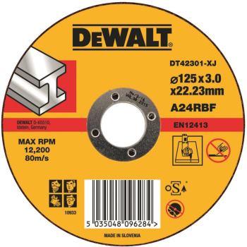 Standard Metall-Trennscheibe - flach DT42301