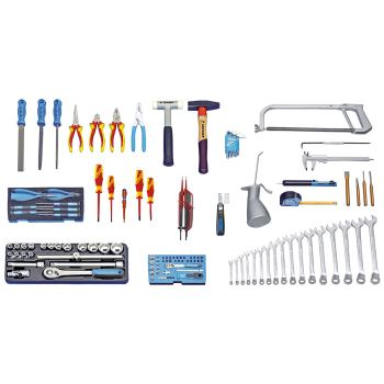 Mechatroniker-Sortiment 120-tlg