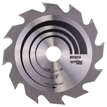 Kreissägeblatt Optiline Wood für Handkreissägen, 1
