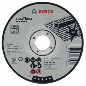 Trennscheibe gerade Best for Inox A 30 V INOX BF,