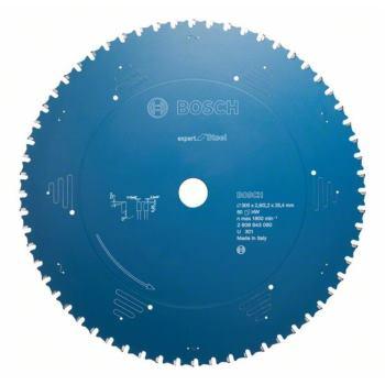 Kreissägeblatt Expert for Steel, 254 x 25,4 x 2,6 mm, 60
