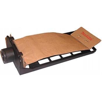 Staubsackhalter inkl. Papiersack