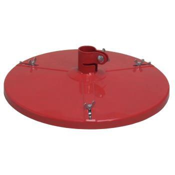 Deckel D 50 433 mm für Eimer-Außen-Ø 350-420 mm