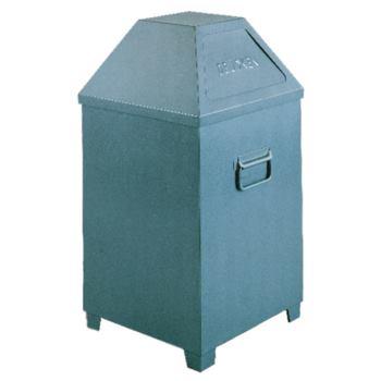 Abfallbehälter HxBxT 870/660x450x450 mm
