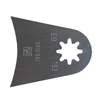 Segmentmesser konkav