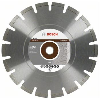 Diamanttrennscheibe Standard for Abrasive, 350 x 2