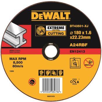 EXTREME Metall-Trennscheibe - flach DT43501