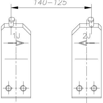 Ersatzspitze 1 J